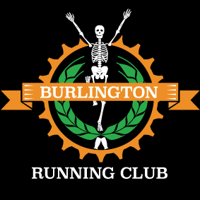 Burlington Running Club Halloween Shirt
