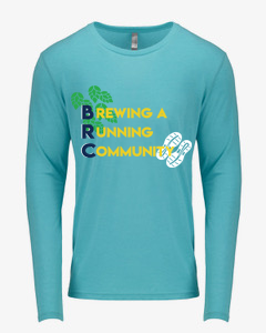 Burlington Running Club 2018 Logo